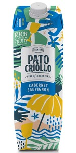 Authentic Wine & Spirits Pato Criollo Cabernet Sauvignon 1000ml