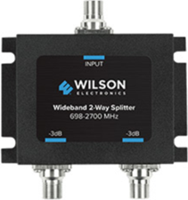 Wilson 2-Way Splitter for 698-2700 MHz w/F Female connector
