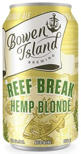 Set The Bar Bowen Island Reef Break Hemp Blonde Ale 2130ml