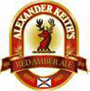 Labatt Breweries 12B Alexander Keith's Red Amber Ale 4092ml