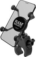 RAM Mounts RAM X-Grip Universal Phone Mount W/ Snap-Link Toughclaw