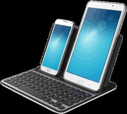 """Belkin Universal Keyboard Case For 7"""" & 10"""" Tablets"""