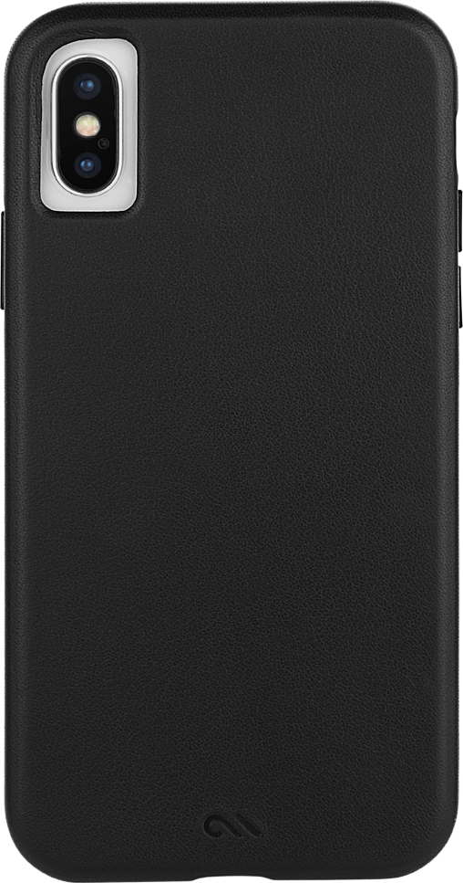 iPhone X/Xs Barely There Leather Case