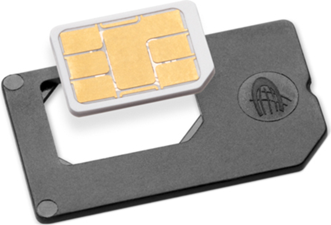 SAdapter Nano SIM To Full Sim Adapter