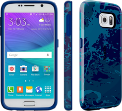 Speck Galaxy S6 CandyShell Inked