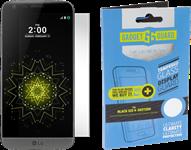 Gadgetguard LG G5 Black Ice Plus Glass Screen Guard Screen Protector