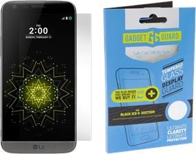 Gadget Guard LG G5 Black Ice Plus Glass Screen Guard Screen Protector