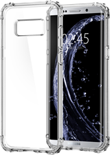 Spigen Galaxy S8+ Crystal Shell Case