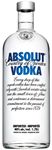 Corby Spirit & Wine Absolut Blue Vodka 1750ml