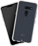 CaseMate LG G8 ThinQ Protection Pack Case Plus Glass Screen Protector