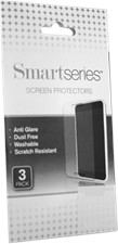 SmartSeries Apple iPhone 4/4s Protector (2pk)