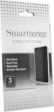 SmartSeries Apple iPhone 4/4s Protector (2pk)