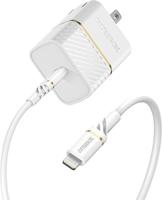 OtterBox Otterbox 20W USB-C PD Wall Charger Kit w/ USB-C to Lightning (100cm)