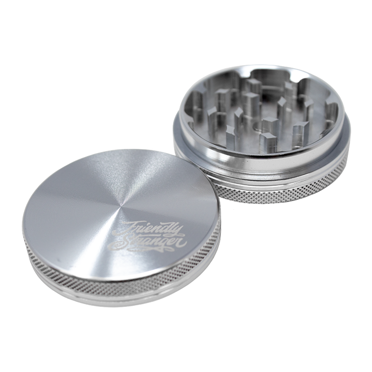 "Friendly Stranger, 2 Piece 2.2"" Grinder"