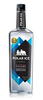 Corby Spirit & Wine Polar Ice Vodka 750ml
