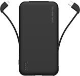 Blu Element - Portable Power 5000mAh Lightning/USB-C/Micro USB