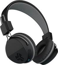 JLab Audio Neon BT Wireless On-Ear Headphones