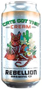 Rebellion Brewing Company 4C Rebellion Cats Got the Cream 1892ml