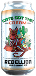 Rebellion Brewing Company 4C Rebellion Cats Got the Cream 1892ml
