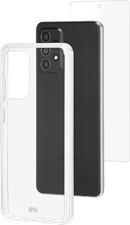 Case-Mate Case-mate - Protection Pack Tough Case And Glass Screen Protector - Samsung Galaxy A52 5G