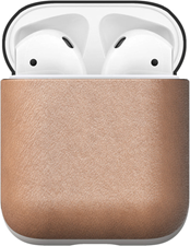 Nomad AirPods Case Natural Leather