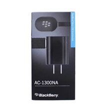 BlackBerry Blackberry 1.3A Wall Charger