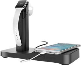 Griffin Powered Apple Charging Station/WatchStand