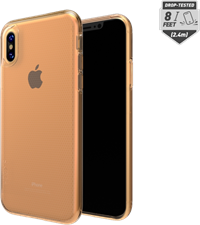 SKECH iPhone X Matrix Clear Case