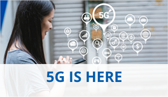 Learn more about the benefits of 5G networks