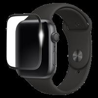 BodyGuardz Prtx Hybrid Glass Screen Protector For Apple Watch Series 5 44mm