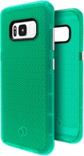 Nimbus9 Galaxy S8 Phantom2 Clear Case with Metallic Buttons