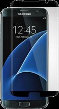 Gadgetguard Galaxy S7 edge Black Ice Cornice Tempered Glass Screen Protector