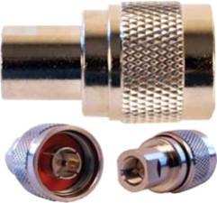weBoost Wilson FME male - N male connector