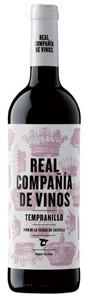 Vintage West Wine Marketing Real Compania Tempranillo 750ml