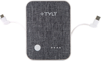 Tylt Xcele 3 Wall Charger And Power Bank 6700 mAh