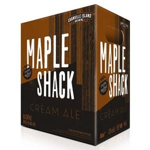 Molson Breweries 6B Maple Shack Cream Ale Gran 2046ml