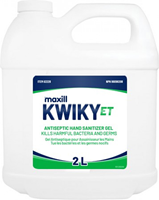 BMG maxill KWIKY 2L Antiseptic Hand Sanitizer Gel