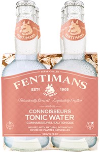 Inform Brokerage Inc Fentimans Connoisseurs Tonic Water 4-pack 800ml