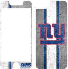 OtterBox iPhone 8/7/6s/6 Plus NFL Alpha Glass for Front and Back