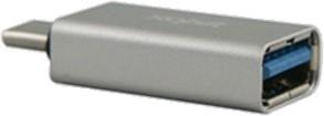 XQISIT Xqisit USB to USB Type-C Adapter