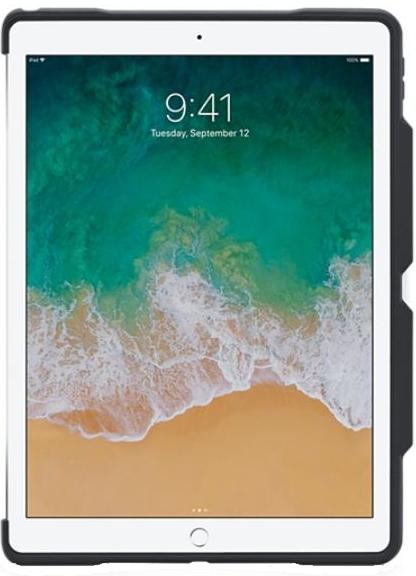 """iPad Pro 12.9"""" DUX Case - Black"""