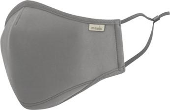 Moshi OnmiGuard Gray Textile Mask (M)