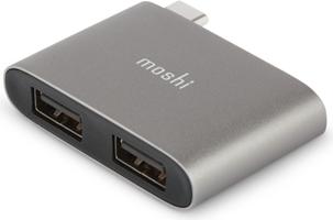 Moshi Dual USB-A Adapter