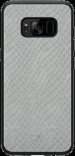 Candywirez Galaxy S8+ Vegan Leather Crocodile Case