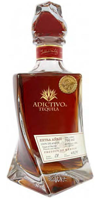 Bacchus Group Adictivo Tequila Extra Anejo 750ml