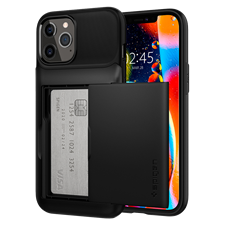 Spigen iPhone 12 Pro Max Slim Armor Wallet Case