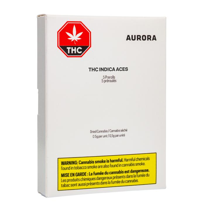 THC Indica Aces - Aurora - Pre-Roll