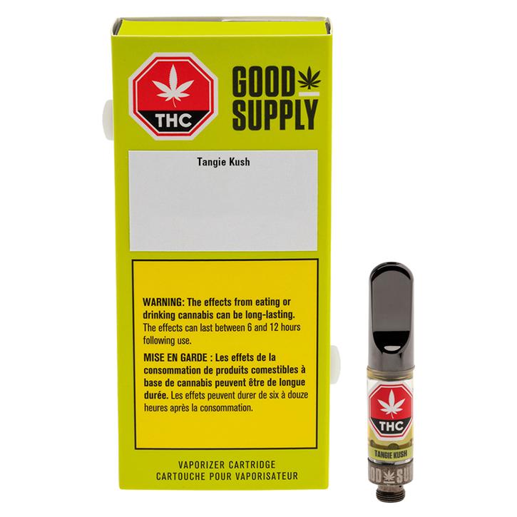 Tangie Kush - Good Supply - 510 Cartridge