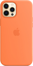 Apple - iPhone 12 Pro Max Silicone Case with MagSafe