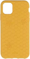Pela iPhone 11  Honey Bee Edition Compostable Eco-Friendly Protective Case